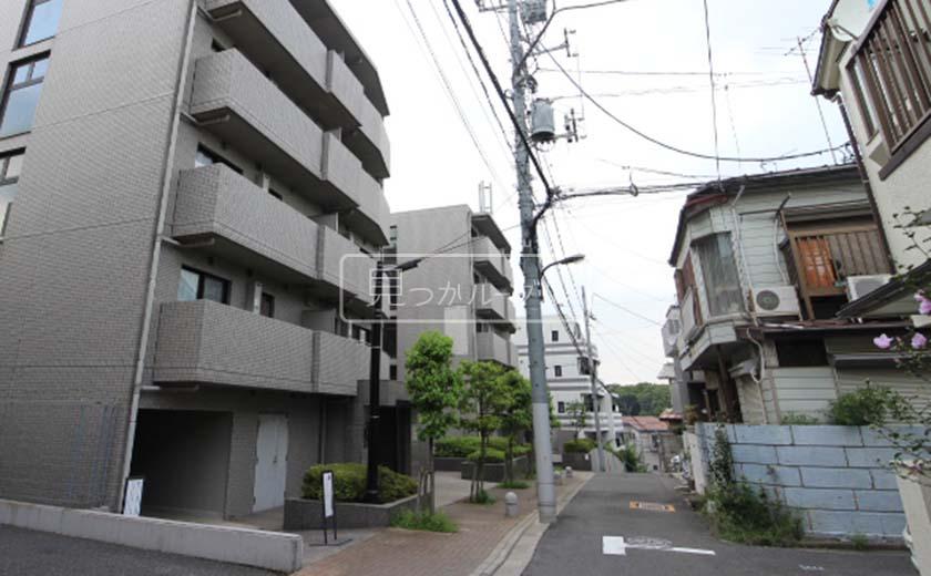 西 落合 区 新宿