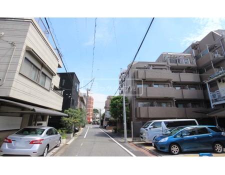 ルーブル駒沢大学Ⅱ外観