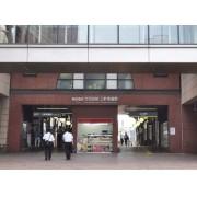 東急田園都市線、三軒茶屋駅周辺