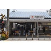 武蔵新田駅周辺には、ローソン