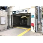 本蓮沼駅周辺には、ファミリーマ
