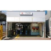 下丸子駅周辺には、西友 下丸子