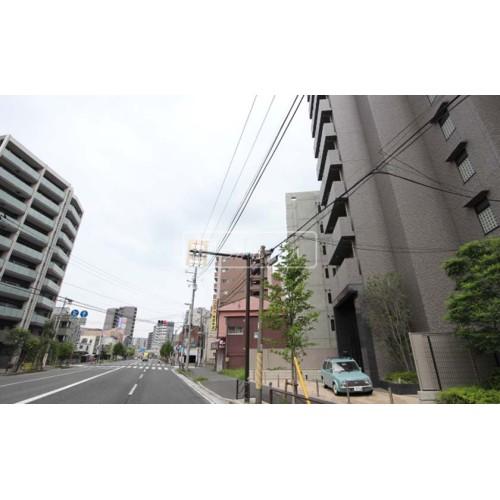 ルーブル川崎六番館外観